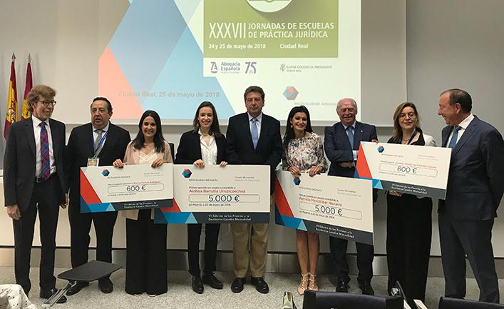 VI Premios Excelencia Cátedra Mutualidad