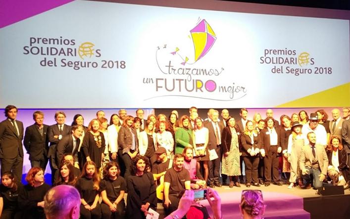 Premios SOLIDARIOS del Seguro 2018